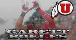 Garett Bolles Utah Highlights    Top Tackle Prospect   