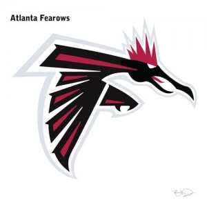 Atlanta Falcons Pokemon
