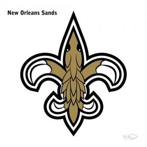 New Orleans Saints Pokemon