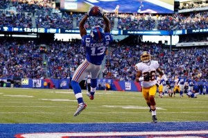 fantasy review Odell Beckham Jr. x redskins