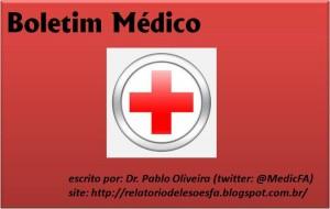 Boletim medico
