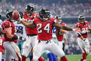 fantasy review week 2 Devonta Freeman