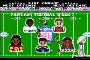 fantasy football semana 7