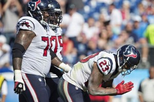 fantasy review arian foster x titans