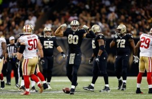 fantasy review jimmy graham x 49ers