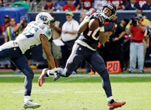 fantasy review DeAndre Hopkins x titans