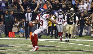Giants Saints Football