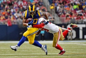fantasy review week 8 todd gurley