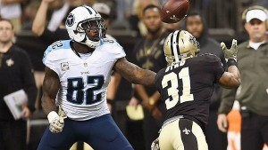 fantasy review week 9 Delanie Walker